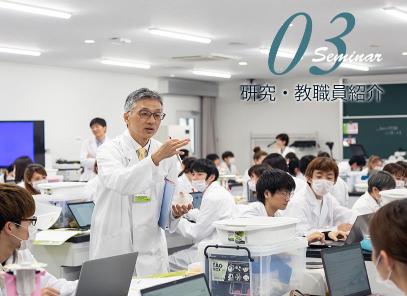 研究・教職員紹介